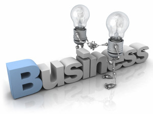 Setting up a small business